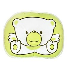 Newborn Baby Support Cushion Pad Prevent Flat Head Bear Pattern Pillow