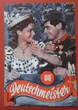 Die Deutschmeister 2304 Film Kurier IFK Nr.1955, Romy Schneider