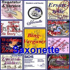 Reparaturanleitung,Bedienung,Wartung Sparta,Spartamet,Saxonette,Hercules Sachs-R
