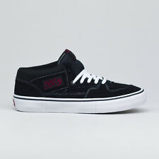 Vans Half Cab Pro Trainers Brand new box in Black Size UK 6,7,8,9,10,11,12