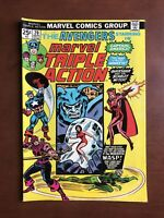 Marvel Triple Action #20 (1974) 7.5 VF Bronze Age Comic Book Avengers High Grade