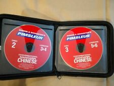Pimsleur Conversational Mandarin Chinese Language Program, 8 Cd's, 2005