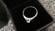 1/4 Carat Diamond Solitaire H Samuel Engagement Ring