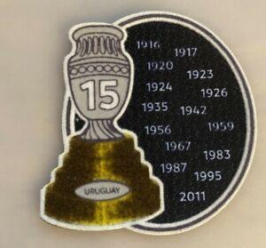 Copa America 2021 jersey patch - Uruguay