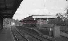 PHOTO  SR GROOMBRIDGE RAILWAY STATION VIEW 4/11/63