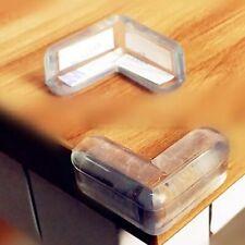 4//10 x Eckenschutz Kantenschutz Eckschutz Glastisch Kinder Baby Schutz Sicherung