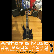 Ashton AB2 TDB Bass ONLY with built in Tuner,Solid Basswood,Full scale - NEW