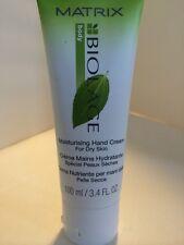 2 TUBES  Matrix Biolage Body Moisturizing Hand Cream Lotion Dry Skin 3.4 Oz