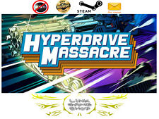 Hyperdrive Massacre PC Digital STEAM KEY - Region Free