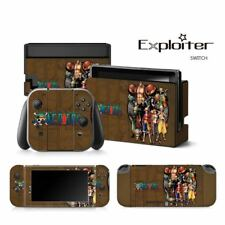 Anime One Piece Luffy SKIN STICKER COVER for Nintendo Switch Game 004