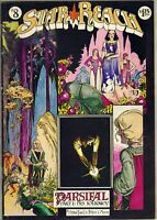 Star Reach #8   Parsifal   P. Craig Russell   1st Print   Underground Comix