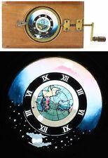 PLAQUE ASTRONOMIQUE  vers 1860 / lanterne magique magic lantern / 531