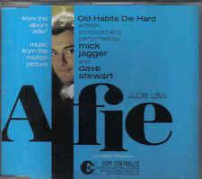 Mick Jagger and Dave Stewart-old Habits Die Hard cd maxi single