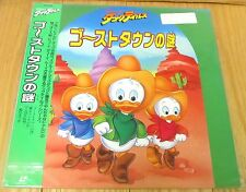 DUCKTALES LITTLE DUCKAROS DISNEY LASERDISC BRAND NEW & FACTORY SEALED