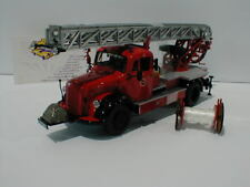 Minichamps 439350080 - Mercedes-Benz L3500 DL17 Feuerwehr Bensheim 1950 1:43