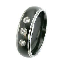 Anillos de joyería con diamantes anillo con piedra natural diamante