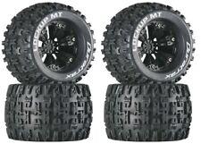 NEW DuraTrax E-Revo Summit T-Maxx Mounted Lockup MT Tire / Wheel DTXC3580