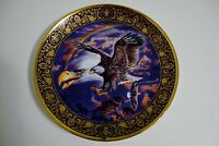 "Royal Doulton Collector Plate # HA1911 *Foundation Of Freedom* 8""across"