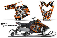 POLARIS RUSH PRO RMK 600/800 SLED SNOWMOBILE GRAPHICS KIT CREATORX WRAP BTO