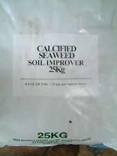 25kg CALCIFIED SEAWEED, NATURAL ORGANIC FERTILIZER WITH TRACE ELEMENTS