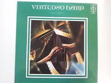 LP VIRTUOSO HARP Ann Griffiths CFP 156