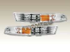 Fit For 94 95 96 97 Acura Integra Signal Bumper Lights Clear