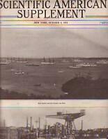 1915 Scientific American Supp October 9-Kiel; Balloons