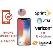 iPhone unlock service ---FAST SHIP---SPRINT/VERIZON/T-Mobile