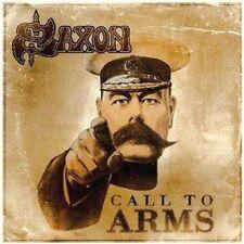 Saxon - Call To Arms (Digipak) Limited Edition (NEW 2 x CD)