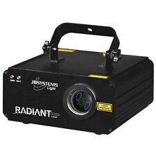 Laser Vert Bleu 240mW Radiant JB Systems
