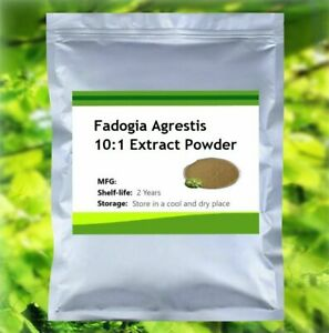 Fadogia Agrestis 10:1 Extract Powder -Libido Booster treat ED AthletiPerformacne