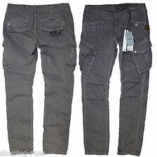 Neuf g-star raw W-27 L-32 rovic linge straight pantalon cargo