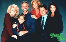 Family Ties TV Show Cast Poster Print