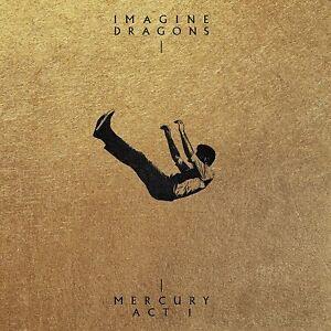 IMAGINE DRAGONS MERCURY ACT: 1 CD (Released September 3rd 2021) IN STOCK