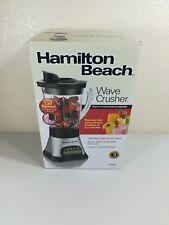 Hamilton Beach Wave Crusher Multi-Function Blender | Model 58165