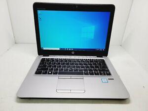 HP EliteBook 820 G3 Intel i5-6200U 2.30GHz 500GB HDD 8GB RAM Windows 10 Pro