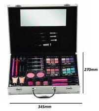 Extra Large Vanity Case Beauty Cosmetic Set Travel Make Up Box Train Holder Gift