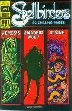 Spellbinders # 1 (Nemesis, Amadeus Wolf, Slaine,52 pg.)(Quality Comics USA,1986)