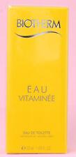Biotherm EAU VITAMINEE Eau de Toilette Spray 50ml, NEUWARE, Originalverpackt
