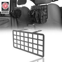 2x Headrest MOLLE Panel Shelf Suspensible Hook Steel for Toyota Tacoma 2005-2020