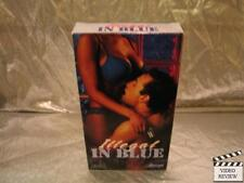 Illegal in Blue (VHS, 1995, Unrated) Stacey Dash Dan Gauthier