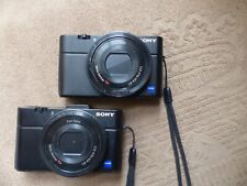 (2) Sony DSC RX100 M2 Cyber-shot Cameras