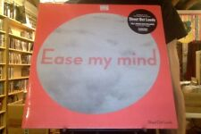 Shout Out Louds Ease My Mind LP sealed vinyl + download