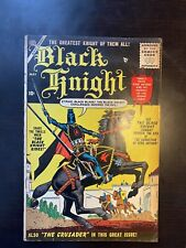 New ListingThe Black Knight #1 Atlas Comics, Stan Lee, Origin Of Black Knight & Crusaders