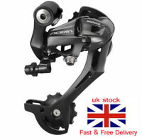 SHIMANO ACERA REAR DERAILLEUR. BIKE BICYCLES RD-M390 ,7,8,9 Speed. DIRECT FIT r