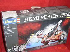 REVELL® 7950 1:12 HEMI BEACH TRIKE NEU OVP