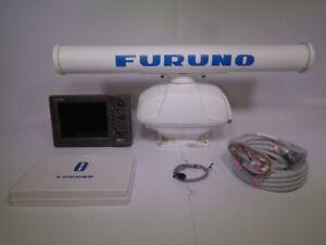 Furuno Navnet C-MAP VX2 1934C/NT 4KW 3.5' Open Array Radar System - TESTED