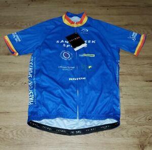Men's Primal Bicycling Cycling Jersey Large