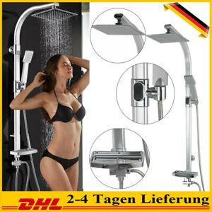 Duschgarnitur Duscharmatur Duschsystem Wellness Dusche Duschstange Brause DE