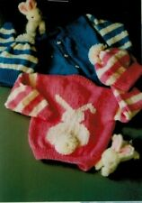 New ListingKnitting Pattern by Country's Child Cottontail